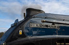 "19 February Shildon & ""The Great Farewell"""